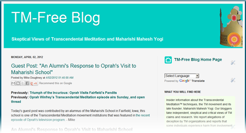 Visit the TM-Free Blog